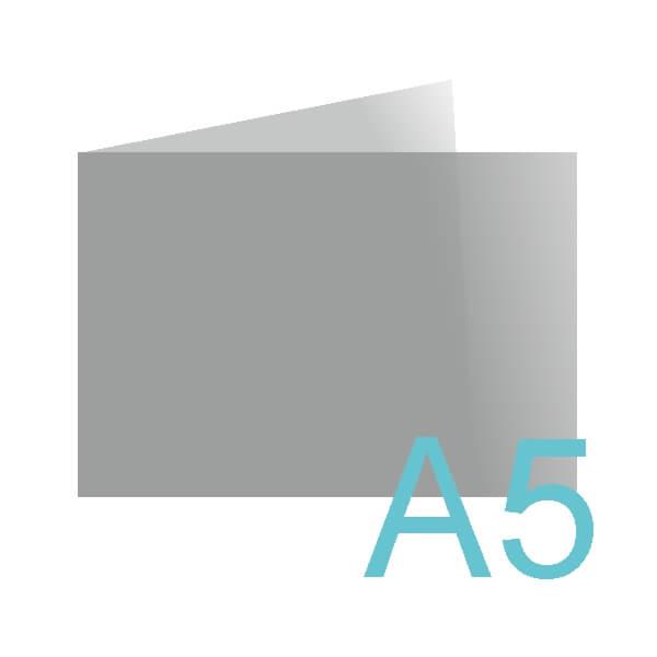 A5 - 210 x 148 mm.