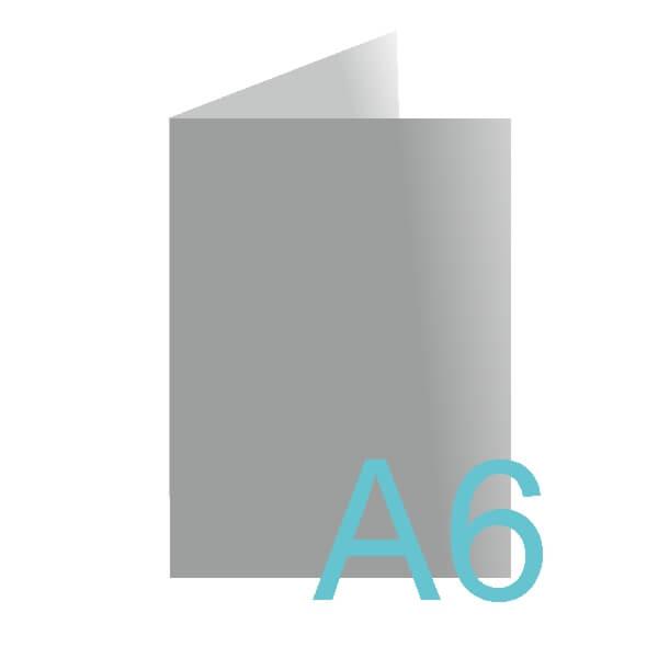 A6 - 105 x 148 mm.