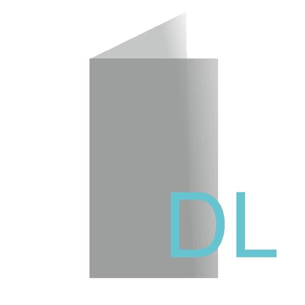 DL - 99 x 210 mm.